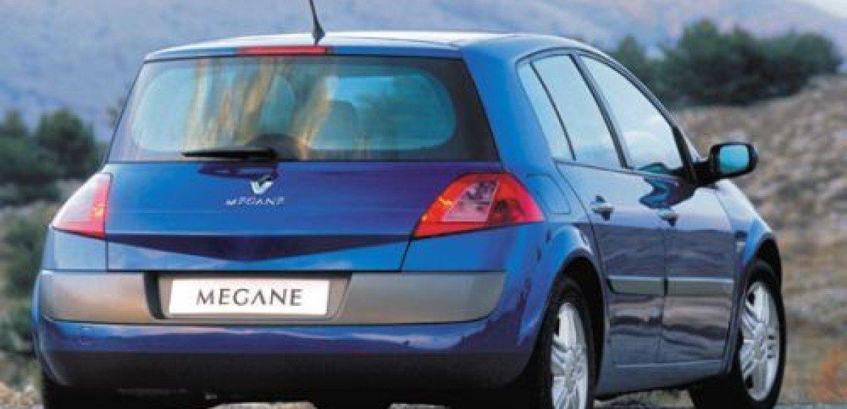 Renault Megane II. Калигула