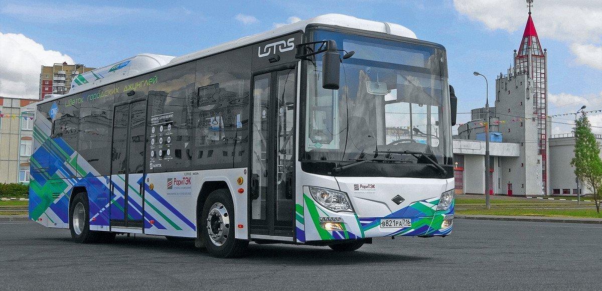 Тест-драйв автобуса Lotos 105. Поддайте газу!