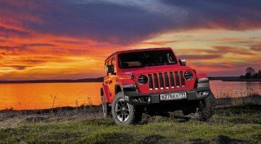 Тест-драйв Jeep Wrangler Unlimited Rubicon: это вам не УАЗик!