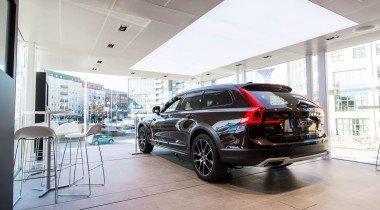Volvo V90 Cross Country: уже в продаже
