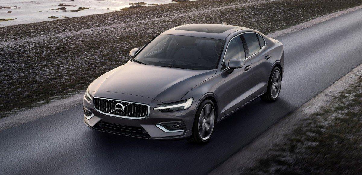 Названы цены Volvo S60 для России