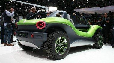 Volkswagen ID Buggy: превращая удовольствие в функционал