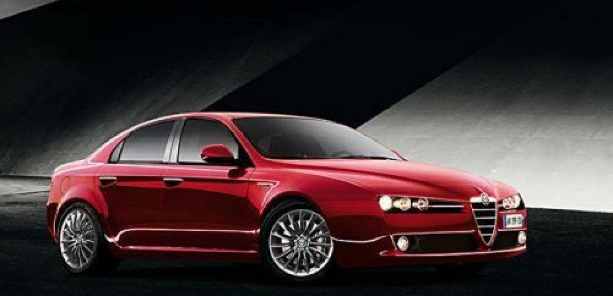 2009 Alfa Romeo 159. Минимум информации