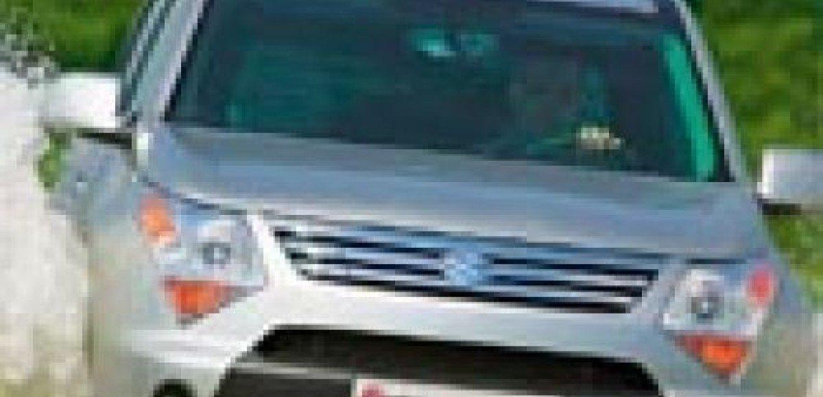 Suzuki XL7. Космополит