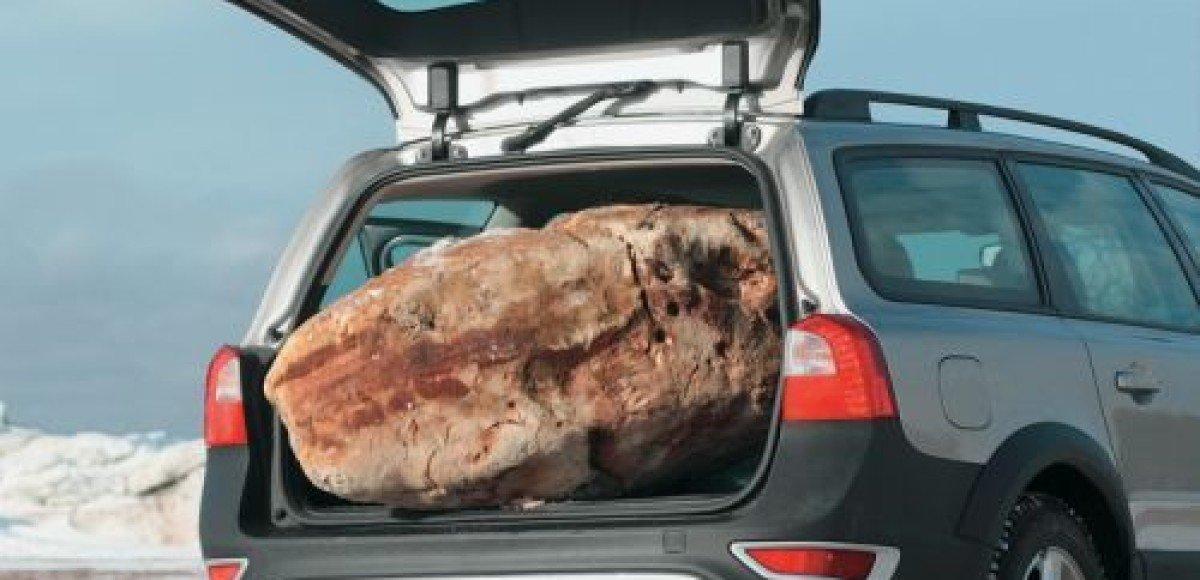 Крепим багаж вместе с Volvo