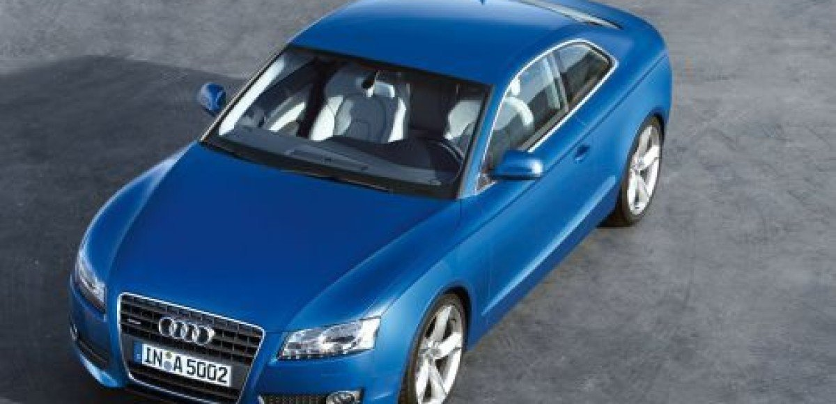 Три модели Audi удостоились престижной премии «Auto Bild Design Award»