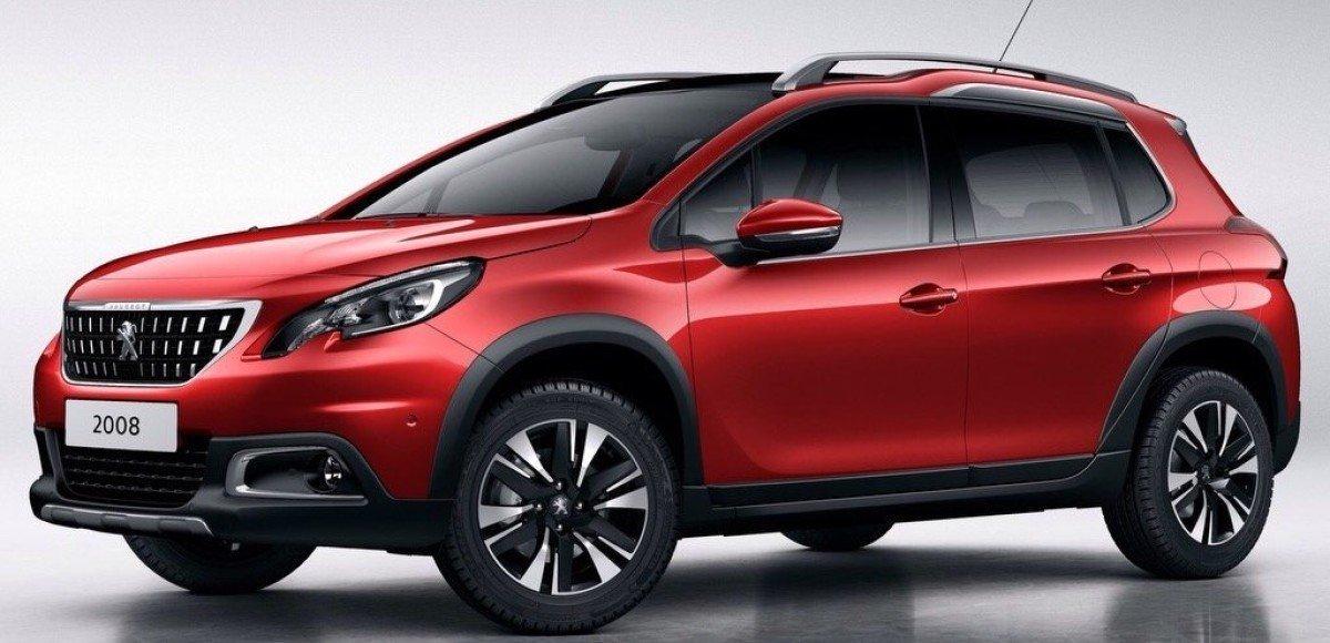 Начались продажи обновлённого Peugeot 2008