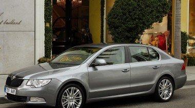 Skoda Superb: обзор автомобиля