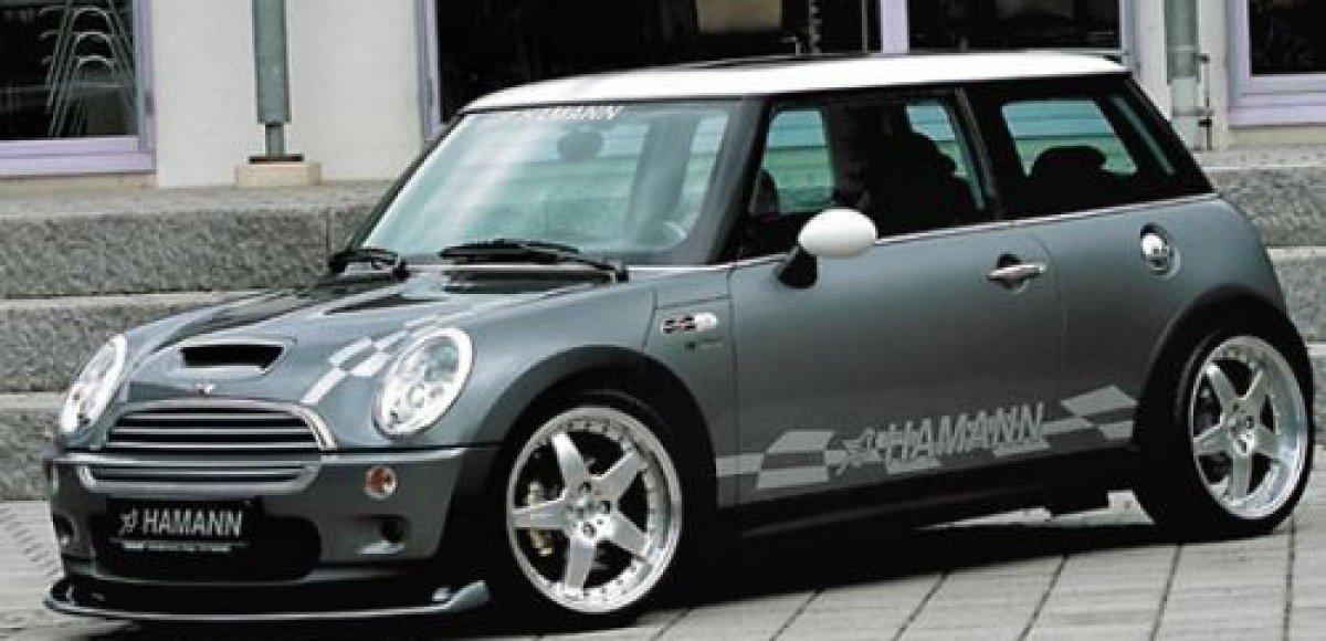 Mini – лучший «киношный» автомобиль всех времен