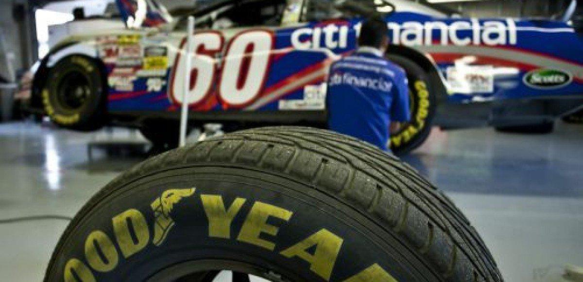 NASCAR —  больше полувека на шинах Goodyear