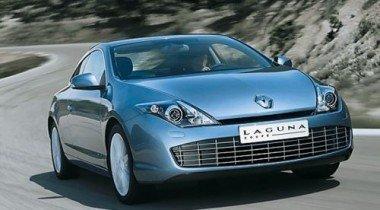 В России стартуют продажи Renault Laguna Coupe