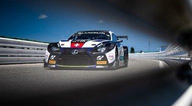 Lexus дебютирует в «24 Часа Спа» с RC F GT3