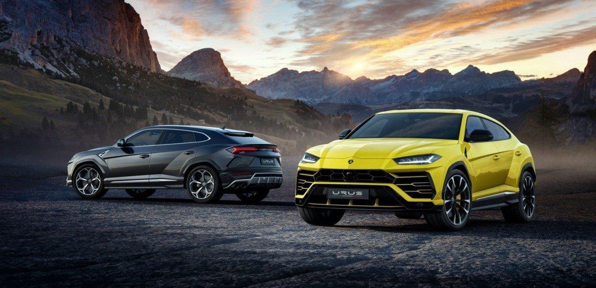 Lamborghini Urus: 650 сил и 3,6 секунд до сотни