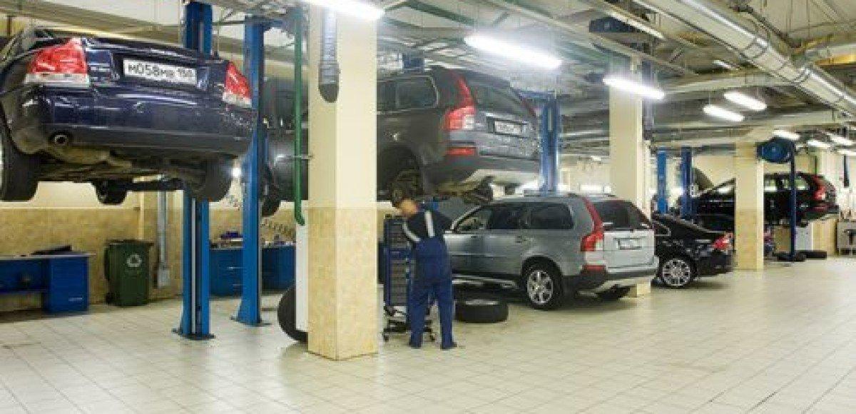 «Volvo Musa Motors», Москва. Сервис на «пять с плюсом»