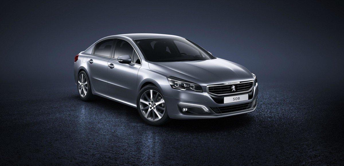 Peugeot заговорила сразу о двух преемниках 508-го