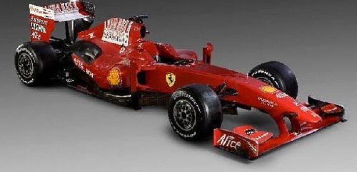 Новый Ferrari F60 представит Фелипе Масса