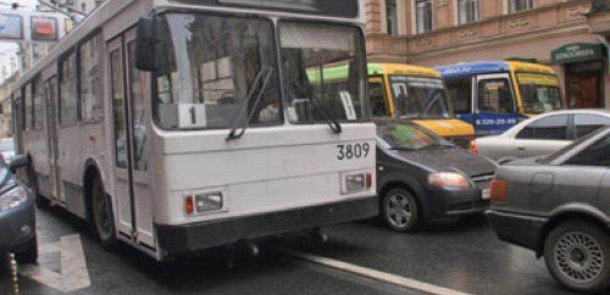 В центре Москвы появятся полосы для общественного транспорта