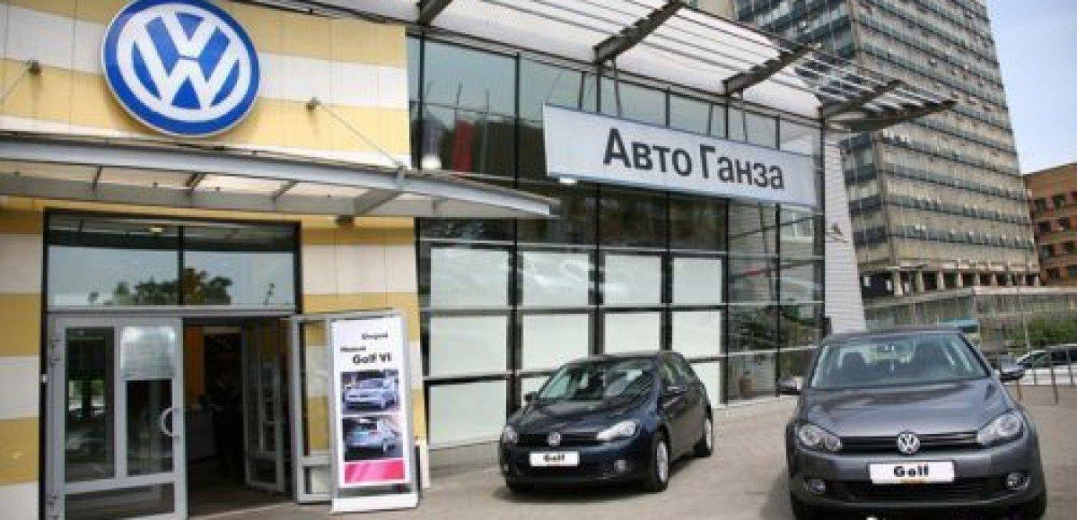 «Авто Ганза», Москва. Новогодние праздники уже в ноябре