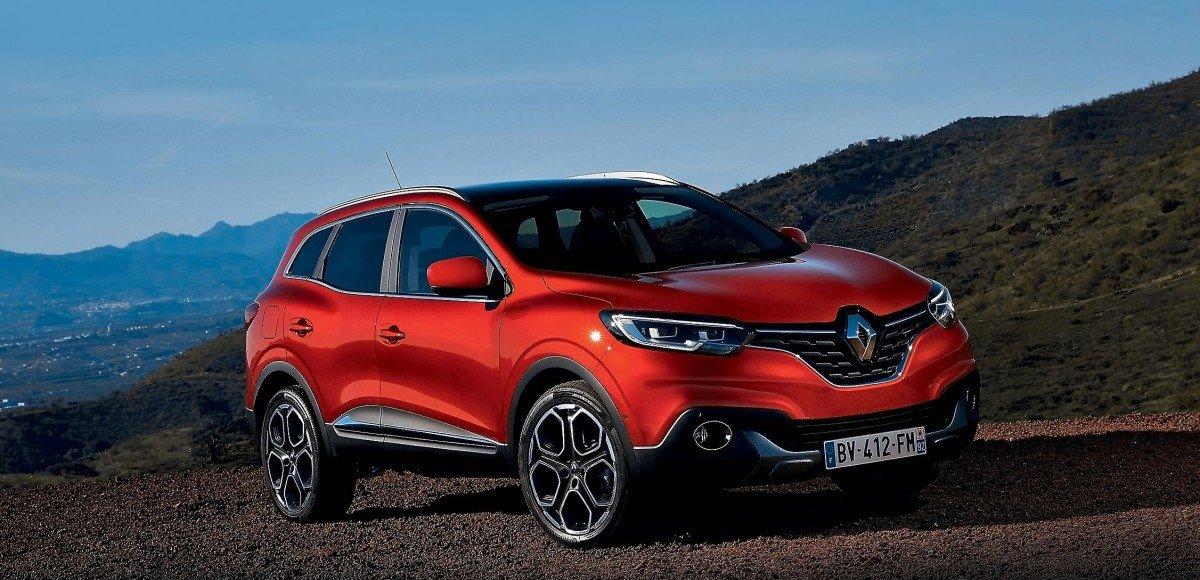 Renault Kadjar. Залог успеха
