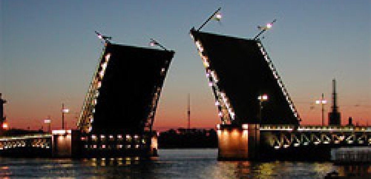 6-8 июня в Петербурге будет изменено время разводки мостов