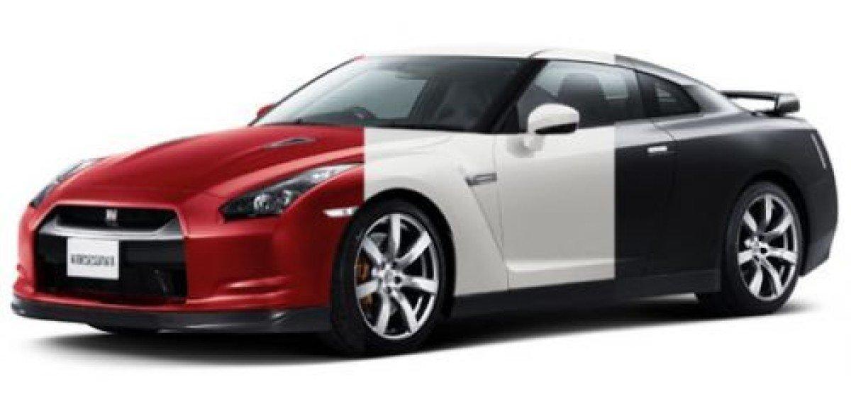 О чем расскажет цвет автомобиля