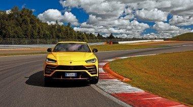 Lamborghini Urus. Быстрее ветра