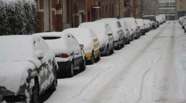 На машине зимой: 10 заповедей автомобилиста