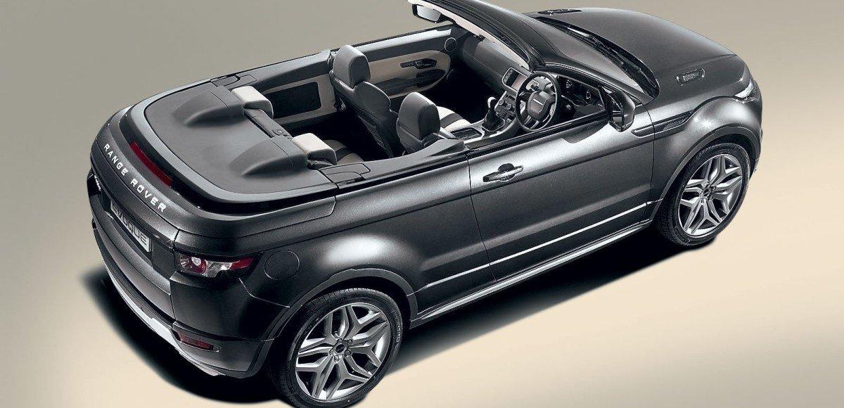 Range Rover Evoque. В новой обложке