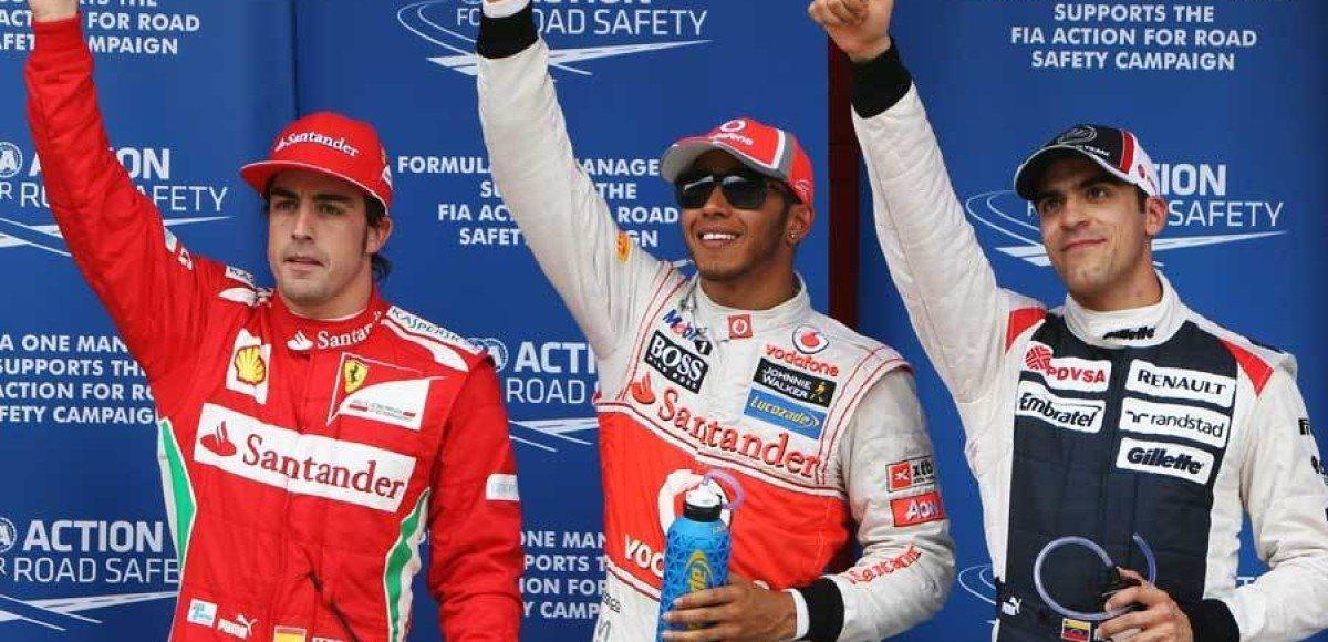 Гран-при Испании. Свободные заезды и  квалификация