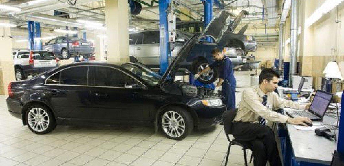 Musa Motors, Москва. Новогодние условия на сервисное обслуживание Volvo