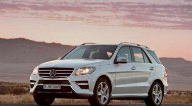 Появилась официальная информация о новом кроссовере Mercedes-Benz M-Class