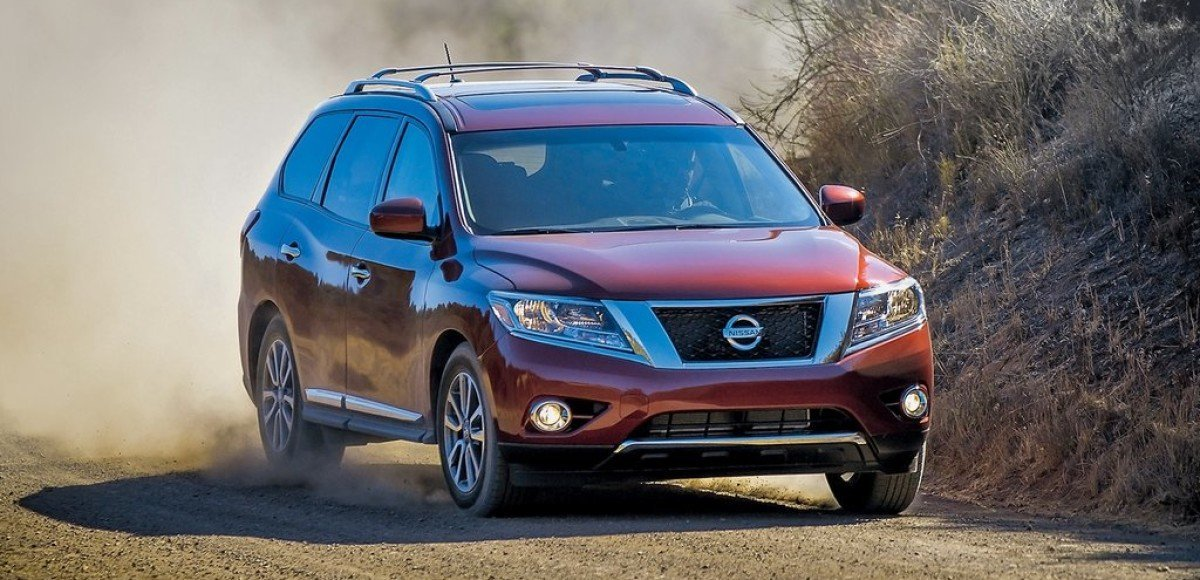 Nissan Pathfinder. Атавизм