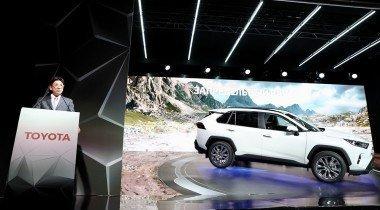 Новая Toyota RAV4 получила российскую прописку