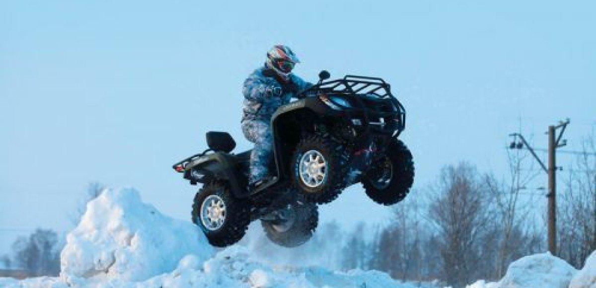Stels ATV 700 Dinli. Произведено в России