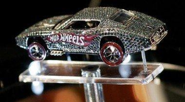 $140 тысяч за игрушечный автомобиль