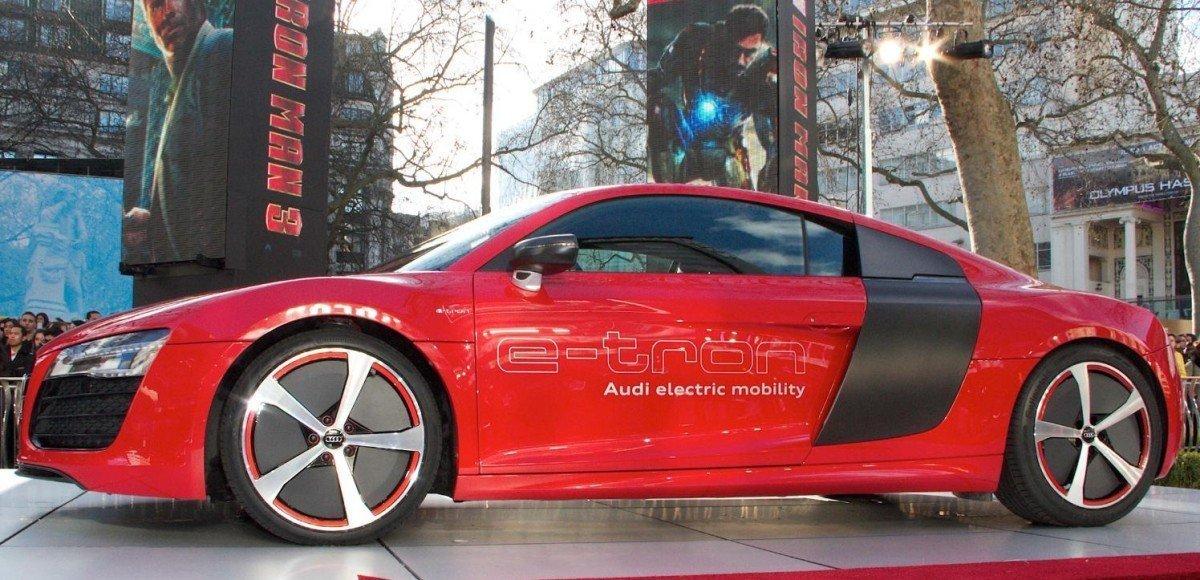 Электрический Audi R8 e-tron пойдет в серию