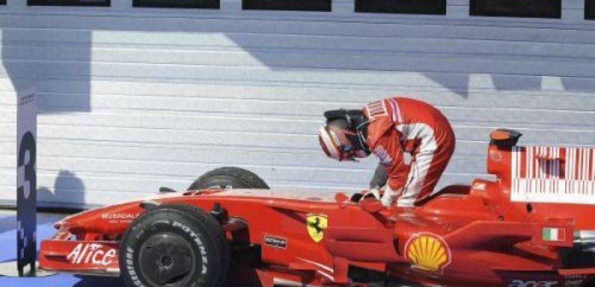 Кими Райкконен мог не доехать до финиша на Гран-При Венгрии