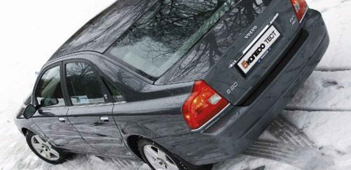 Автомобили Volvo прошли тест на аллергенность