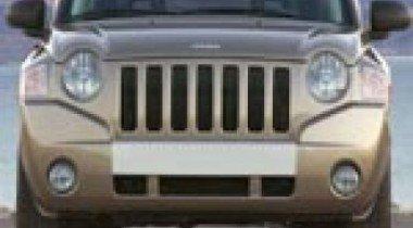 Jeep Compass. Нет ковбоя без подружки