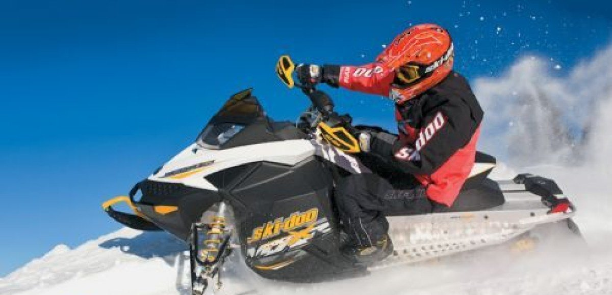 Ski-Doo MXZ Renegade 600 H.O. E-TEC. Высокие технологии