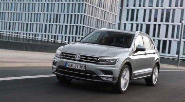 Новый Volkswagen Tiguan: признание стиля