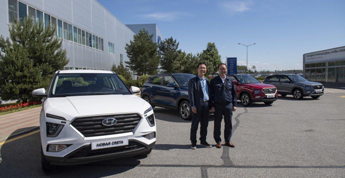 В России представили новый Hyundai Creta: показываем, что изменилось (много фото)