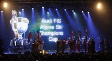 Audi A5 Sportback принял участие в Кубке чемпионов по параллельному слалому