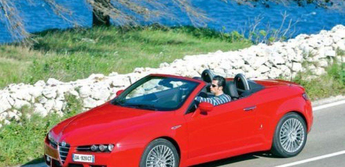 Alfa Romeo планирует выпустить двухместный родстер