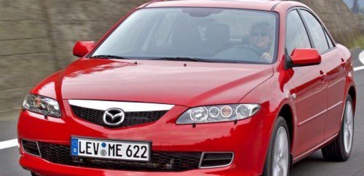 Mazda6 1.8L. Магнетическая сила