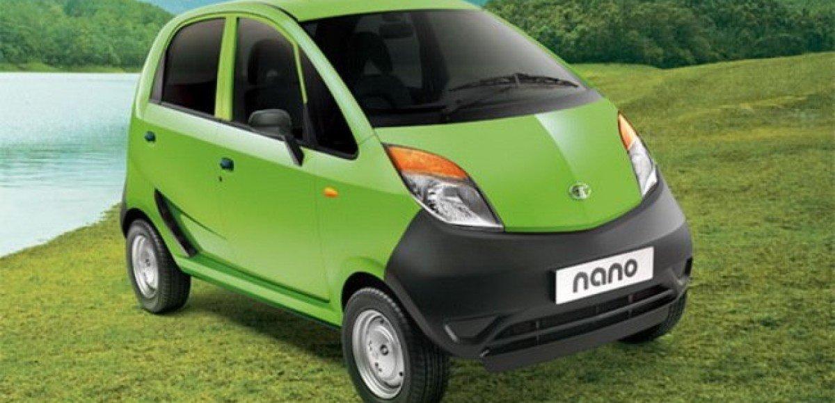 Индиская компания Tata обновила малолитражку Nano