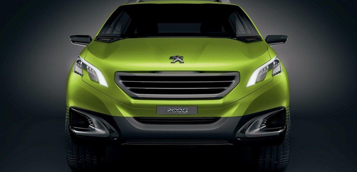 Peugeot 2008. Уже серийный
