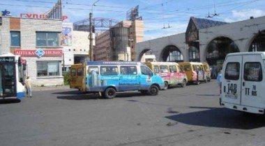 В Москве произошло ДТП с участием маршрутного такси