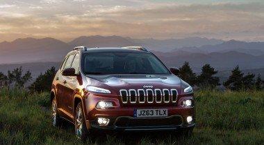 Компания Jeep назвала цены за новый Cherokee