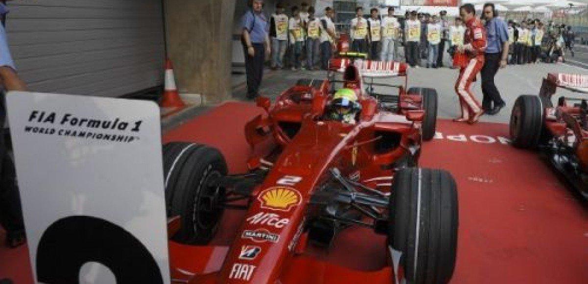 Ferrari: KERS – очень дорогое удовольствие для команды